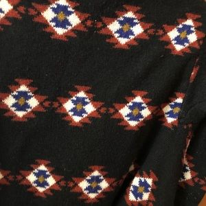 Forever 21 Sweaters - Tribal print sweater cardigan